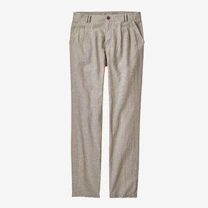 Patagonia ~ Island Hemp Organic Cotton Pants
